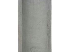 Лоток арычный большой серый